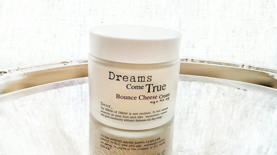 Facial Cream Review: Enprani's Dreams Come True Bounce CheeseCream
