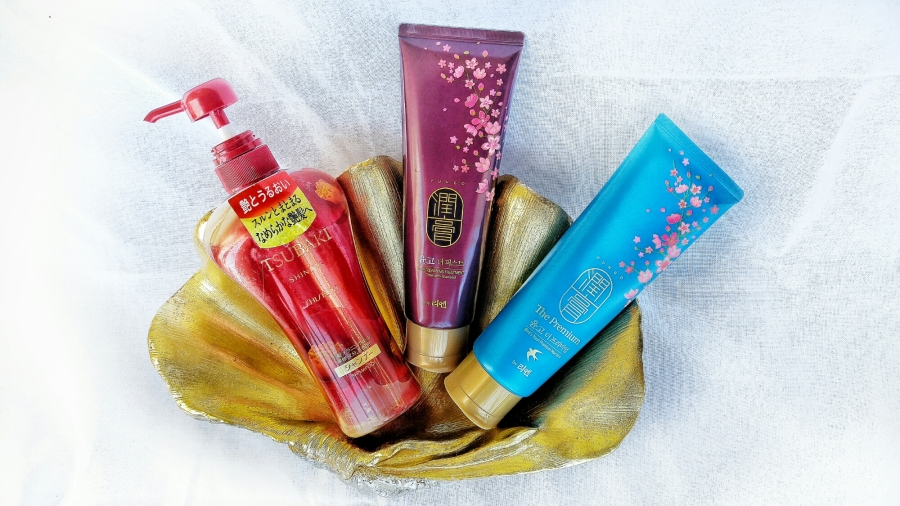 Favorite Shampoos:Reen Yungo, ShiseidoTsubaki