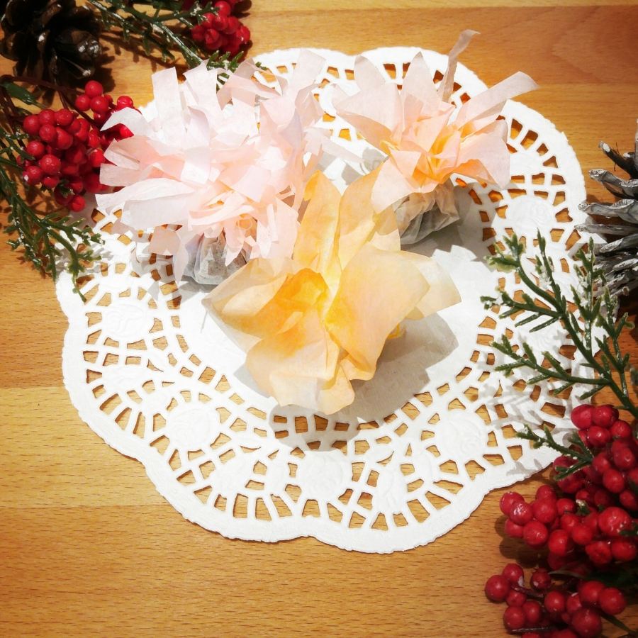 Holiday DIY Gift: Custom Flower TeaBags🌺