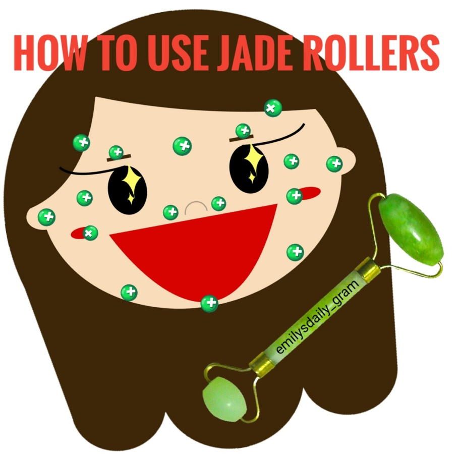 How To Use a Jade Roller… And Facial AcupressurePoints